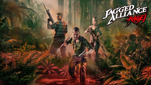 Jagged Alliance: Rage! PC Crark Download