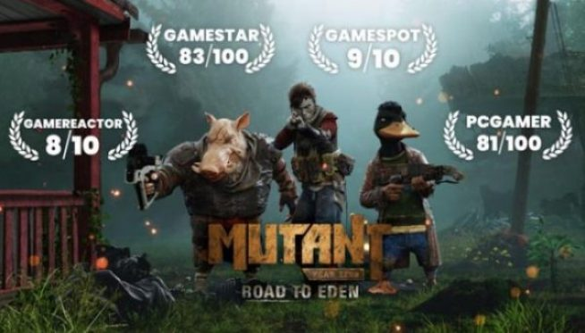 Mutant Year Zero: Road to Eden full crack