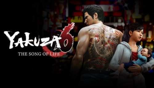 Yakuza 6: The Song of Life full crack