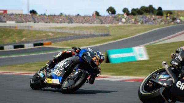 MotoGP 21 full crack PC