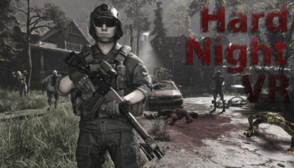 Hard Night VR Full Crack