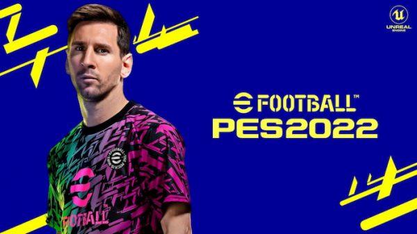eFootball PES 2022 crack miễn phí