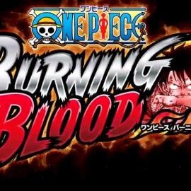 ONE PIECE: Burning Blood Announcement Trailer