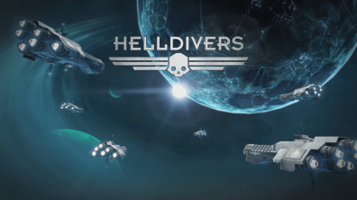 HELLDIVERS Title Super Earth