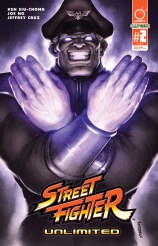 Street Fighter Unlimited #2 Cover D
