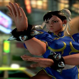 SFV: Chun-Li Official Character Guide