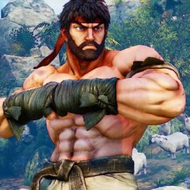 SFV: Ryu Official Character Guide