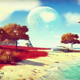 20 Minutes Of New No Man's Sky Gameplay