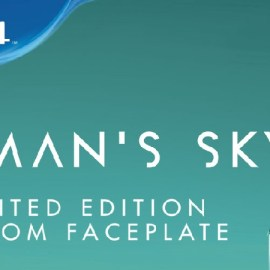 No Man's Sky Limited Edition PS4 Faceplate Revealed