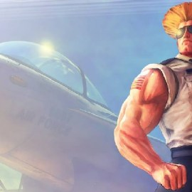 SFV: Guile Official Character Guide