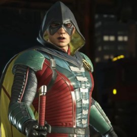 Robin's Gameplay Trailer For Injustice 2 Released
