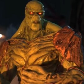 Swamp Thing Joins Injustice 2's Roster