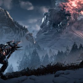Horizon Zero Dawn: The Frozen Wilds Preview E3 2017