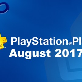 PS Plus August 2017 Games List