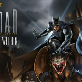 Batman: The Enemy Within Coming This August