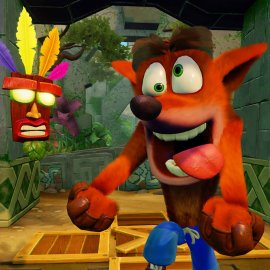 Crash Bandicoot N. Sane Trilogy Stormy Ascent Revealed