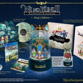 Ni No Kuni II: Revenant Kingdom Editions Revealed
