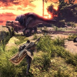 Monster Hunter: World – Wildspire Waste Trailer