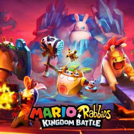 New Mario + Rabbids Kingdom Battle Trailer and Screens