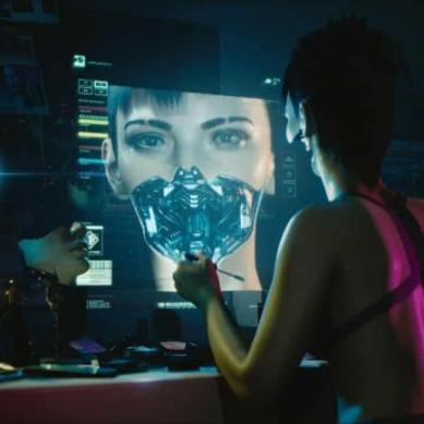 Creating Cyberpunk 2077 official Vi-Doc