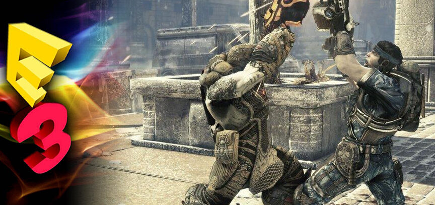 E3 Gears of War Leak