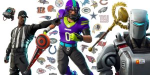 Leaked Fortnite NFL Player & Ref Skins, Emotes, Gliders - Season 6
