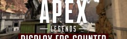 Display FPS in Apex Legends PC