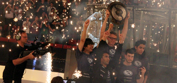 The International 5 Dota Championship Rampage