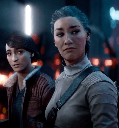 Iden Versio and her daughter, Zay Video Game Moms
