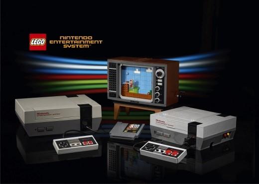 大人向けのレトロなレゴ®スーパーマリオ™登場 LEGO®Nintendo Entertainment System™
