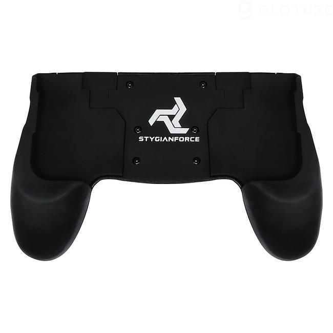 ★新商品★ StygianForce スマホが本格的ゲームコントローラーに変身【プレイパフォーマンスを向上/手の負担を低減/幅広いゲームに対応】をGLOTURE.JPで販売開始