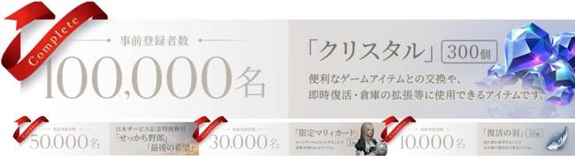 新作オンラインRPG『LOST ARK』(ロストアーク) 事前登録者数 10万人突破!