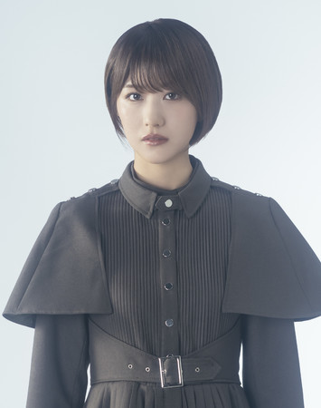 新たに番組MCとして出演が決まった 土生瑞穂 (欅坂46)