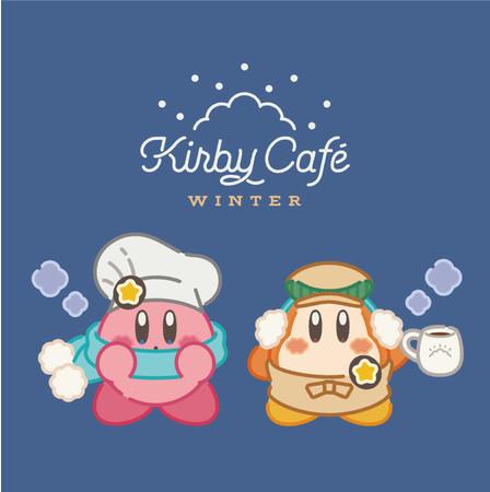 星のカービィの『Kirby Café (カービィカフェ)』11月11日(水)より期間限定で「カービィカフェ WINTER」を開催!最新作『カービィファイターズ2』とのコラボメニューも登場!