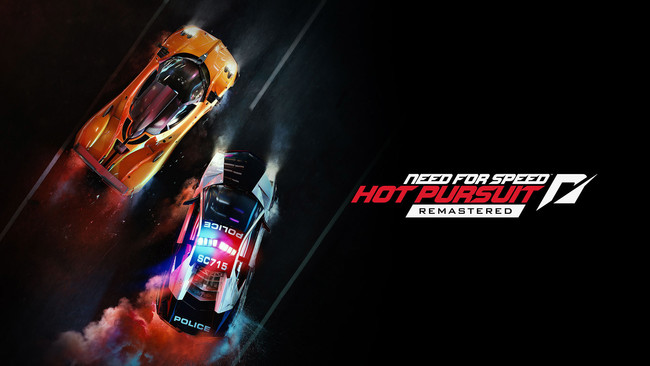 『Need for Speed™:Hot Pursuit Remastered』本日発売