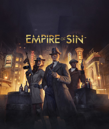 PS4™ / Nintendo Switch™『Empire of Sin エンパイア・オブ・シン』2021年2月25日発売決定!!