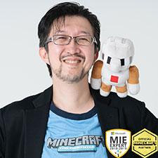 タツナミ シュウイチ(プロマインクラフター、マイクロソフト認定教育イノベーター(MIEE) )
