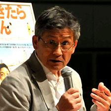 青砥 恭(全国子どもの貧困・教育支援団体協議会 代表幹事、NPO法人さいたまユースサポートネット 代表幹事)