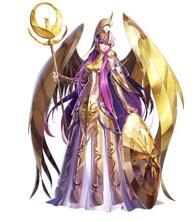 超美麗3DRPGスマホゲーム『聖闘士星矢 ライジングコスモ』 URアテナついに降臨!「知恵と戦いの女神アテナ」限定召喚がスタート!