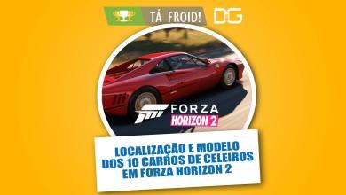 Destroyer Games - Forza Horizon 2 - Localização e Modelo dos 10 carros de celeiros