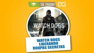 Tá Froid - DG - Watch_Dogs - Roupas Secretas - Imagem
