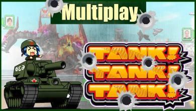 Tank Tank Tank - NinSoul - Wii-U