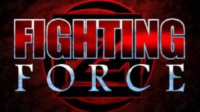 Fighting Force - Logo