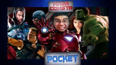 Nada Consta - Pocket - Vingadores