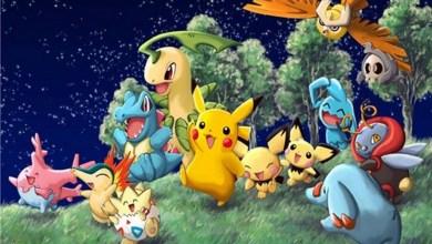 Pokémons - Art Render 3D