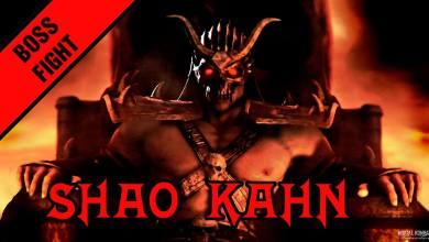 Shao Kahn - Boss Fight - Imagem