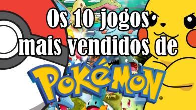 Pokémon - Mais Vendidos - Imagem