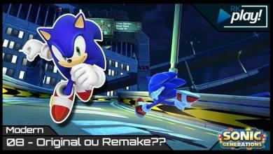 RK Play - Sonic Generations - Speed Highway - Moderno - Imagem