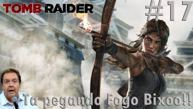 Tomb Raider - Faustão - Imagem