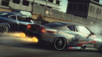 Burnout Paradise - Screen Index